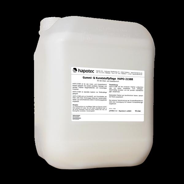 Gummi- & Kunststoffpflege HAPO-21588