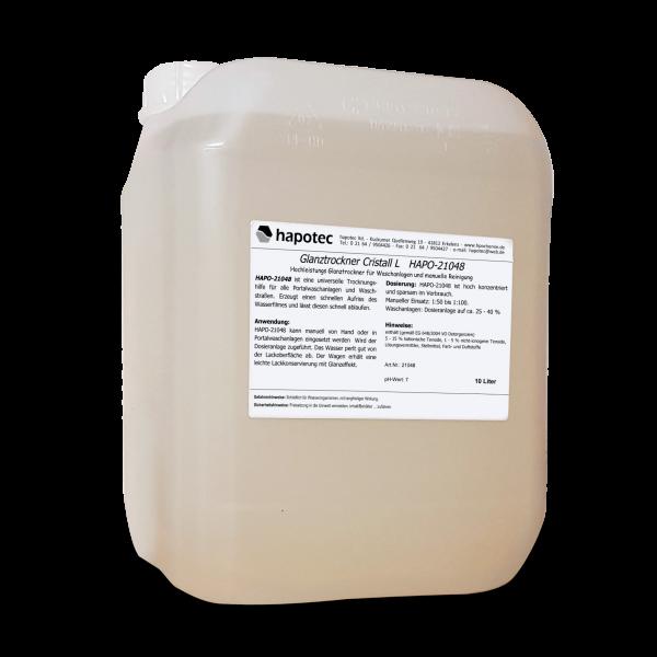 Glanztrockner Cristall L HAPO-21048